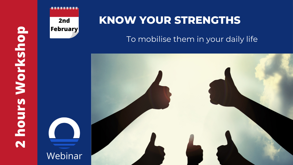 coaching strenghts orise webinar