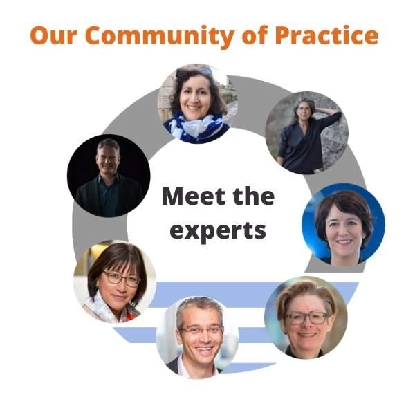 COP members management crisis leadership coaching community HR resilience